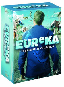 A Town Called Eureka - Complete Collection (Seasons 1-5) - 23-DVD Box Set (DVD)