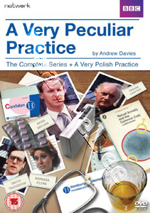 A Very Peculiar Practice - The Complete Series - 5-DVD Set (DVD)