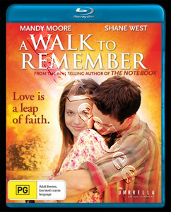 A Walk to Remember (Blu-Ray)