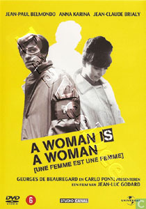A Woman Is a Woman (DVD)