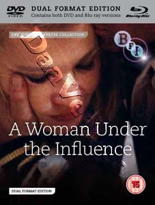 A Woman Under the Influence  (Blu-Ray)