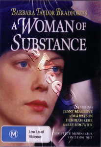 A Woman of Substance (Complete Series) - 2-DVD Set (DVD)