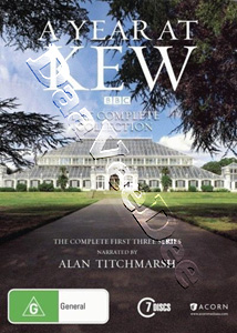 A Year at Kew (Complete Collection) - 7-DVD Box Set (DVD)