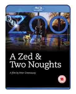 A Zed & Two Noughts (1985) (Blu-Ray)