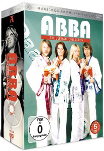 ABBA - Maestros From The Vaults- The Ultimate Collection - 5-DVD Box Set (DVD)