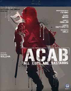ACAB: All Cops Are Bastards (2012) (Blu-Ray)