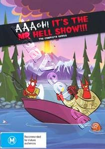 Aaagh! It's the Mr. Hell Show! - Complete Series - 2-DVD Set (DVD)
