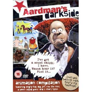 Aardman's darkside (DVD)