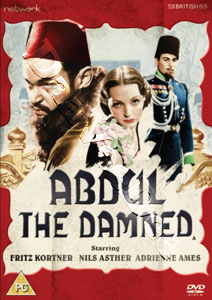 Abdul the Damned (DVD)