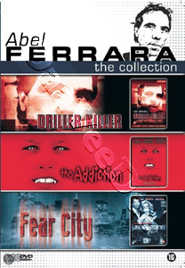 Abel Ferrara Collection - 3-DVD Set (DVD)
