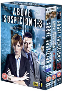 Above Suspicion 1-3 - 3-DVD Box Set (DVD)