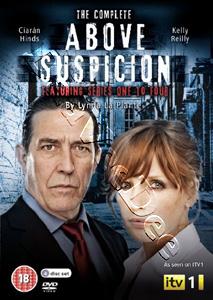 Above Suspicion (Series 1-4) - 4-DVD Set (DVD)
