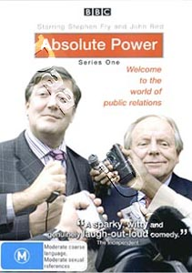 Absolute Power - Series One (DVD)