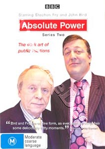 Absolute Power - Series Two (DVD)