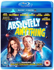 Absolutely Anything (Blu-Ray)
