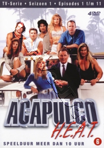 Acapulco H.E.A.T. - Season 1 (Ep. 1-11) - 4-DVD Box Set (DVD)