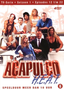 Acapulco H.E.A.T.- Season 1 (Ep. 12-22) - 4-DVD Box Set (DVD)