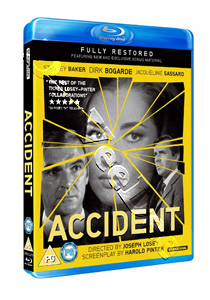 Accident (1967) (Blu-Ray)