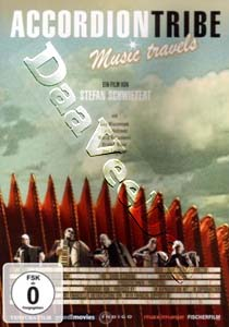 Accordion Tribe (DVD)
