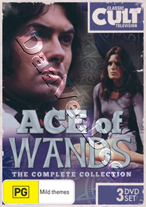 Ace of Wands - Complete Collection - 3-DVD Set (DVD)