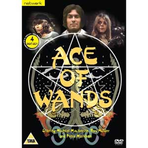 Ace of Wands - Complete Series 4-DVD Set (DVD)
