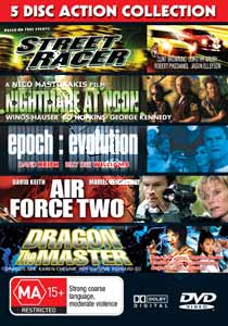 Action Collection (5 Films) - 5-DVD Set (DVD)