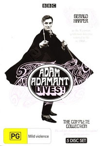 Adam Adamant Lives! - Complete Collection - 5-DVD Box Set (DVD)