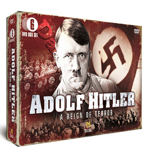 Adolf Hitler: A Reign of Terror - 6-DVD Box Set (DVD)