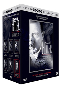 Adolf Hitler - The Rise & Fall Collection - 5-DVD Box Set (DVD)
