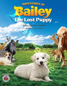 Adventures of Bailey: The Lost Puppy (DVD)