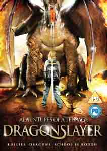 Adventures of a Teenage Dragonslayer (DVD)