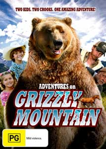 Adventures on Grizzly Mountain (DVD)