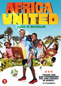 Africa United (2010)  (DVD)