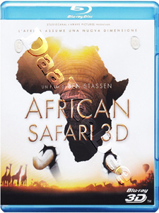 African Safari (2013) (Blu-Ray)