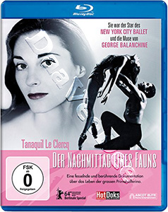 Afternoon of a Faun: Tanaquil Le Clercq (2013) (Blu-Ray)