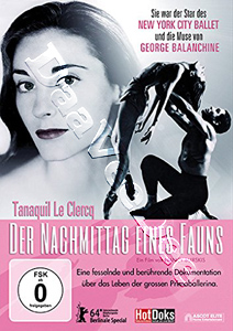 Afternoon of a Faun: Tanaquil Le Clercq (DVD)