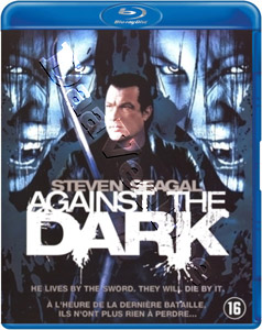 Against the Dark (Blu-Ray)
