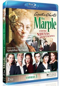 Agatha Christie's Miss Marple Adaptations - Season 3 (4 Films) - 2-Disc Set (Blu-Ray)
