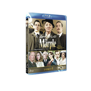Agatha Christie's Miss Marple Adaptations - Season 4 (4 Films) - 2-Disc Set (Blu-Ray)