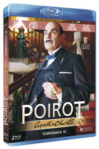 Agatha Christie's Poirot (Season 10) - 2-Disc Set (Blu-Ray)