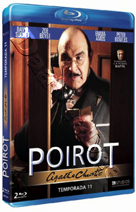 Agatha Christie's Poirot (Season 11) - 2-Disc Set (Blu-Ray)