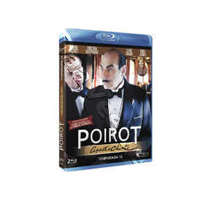 Agatha Christie's Poirot (Season 12) - 2-Disc Set (Blu-Ray)