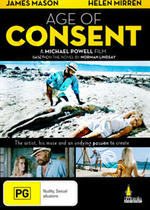 Age of Consent ( 1969 ) (DVD)