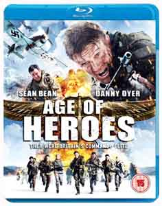 Age of Heroes (2011) (Blu-Ray)