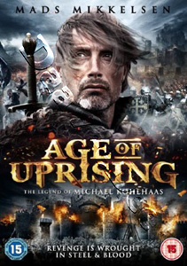Age of Uprising: The Legend of Michael Kohlhaas (DVD)