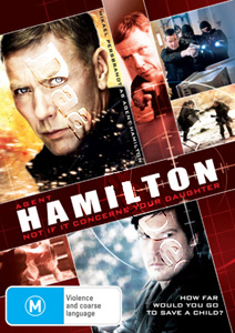 Agent Hamilton: But Not If It Concerns Your Daughter (DVD)