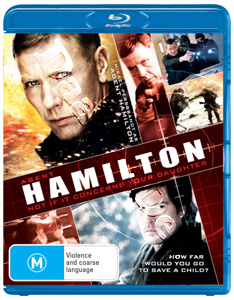 Agent Hamilton: But Not If It Concerns Your Daughter (2012) (Blu-Ray)