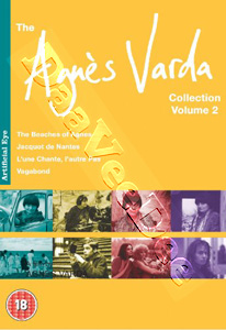 Agnès Varda Collection (Vol. 2) - 4-DVD Box Set (DVD)