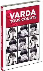 Agnès Varda - Short Films Collection - 2-DVD Set (DVD)