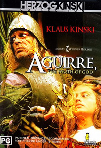 Aguirre: The Wrath of God (1972) (DVD)